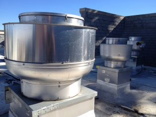 New Commercial Exhaust System