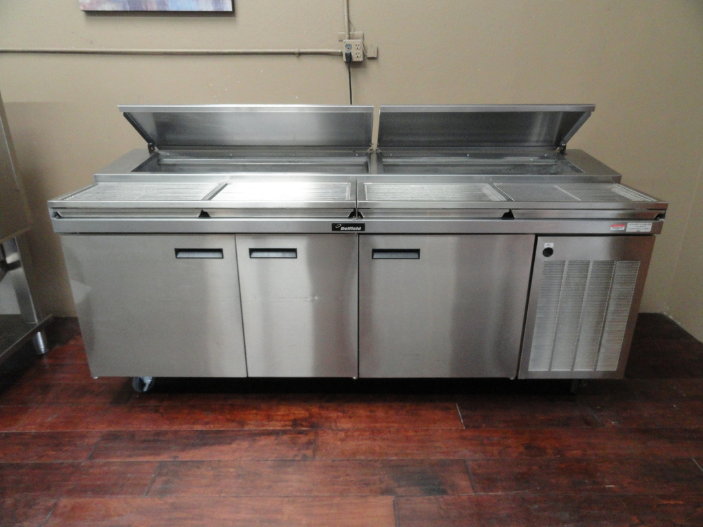 RPM Performance Refrigeration Equipment For Sale - Cold prep table for sale